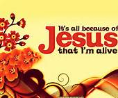 alive in Jesus