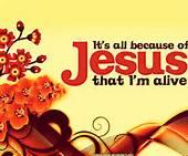 alive in Jesus