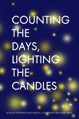counting the days lighting the candles